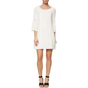 SANCTUARY white clemence shift dress